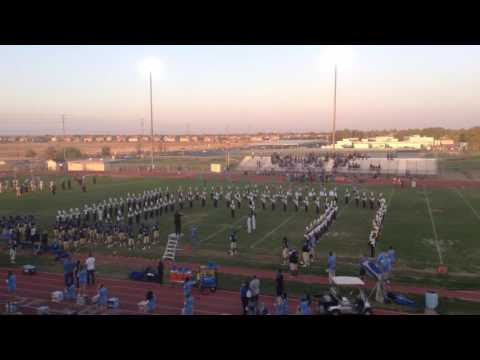 Star spangled banner by Quartz Hill High School Marching Band 2016
