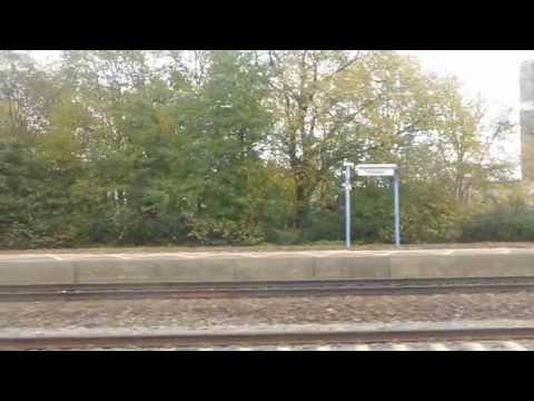 Train Gothenburg-Stockholm   SJ.