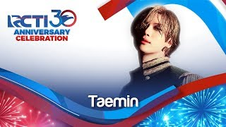"RCTI 30 : ANNIVERSARY CELEBRATION - Taemin ""Hypnosis"" [23 Agustus]"