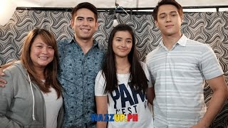 Part 1 Everyday I love you Blogcon Movie LizQuen Enrique Gil Liza Soberano Gerald Anderson