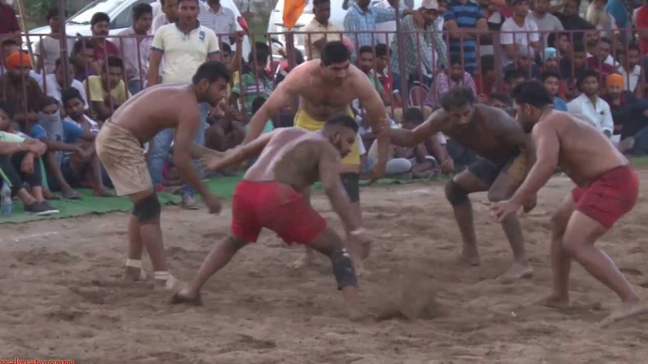 BHULANA (Kapurthala) !! KABADDI TOURNAMENT - 2015 !! OPEN FINAL !! Full HD !!