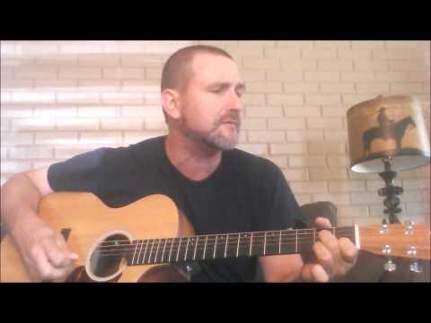 The Blues Man, Hank Williams Jr cover, Jesse Allen