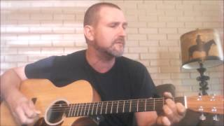The Blues Man, Hank Williams Jr cover, Jesse Allen