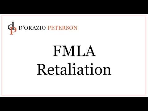 FMLA Retaliation