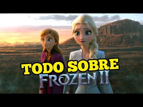 Todo Sobre Frozen II