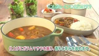 いつものカレーにクミン&ガラムマサラ! ~Spicy Curry~