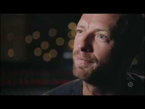 Chris Martin talking about 'O (fly on)'