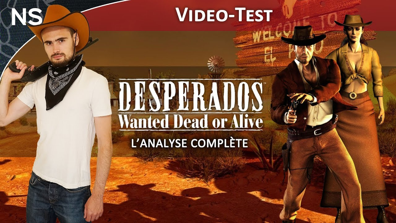 Desperados Le Jeu De Strategie Culte Test Youtube