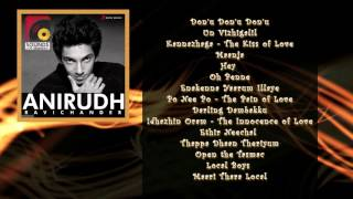 Best of Anirudh Ravichander Hits | Tamil | Jukebox