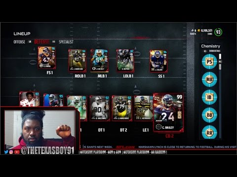 Testing Out Limited Time Champ Bailey & Ahman Green | Come Beat ME