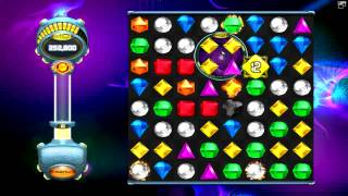 [PC] Bejeweled Twist Gameplay #3 : Going deeply in Classic mode (Ep. 1) [HD]