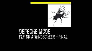 Depeche Mode-Fliegen auf der Windschutzscheibe 1986 Live(AWs Emax setup an sounds zur Erstellung dieser track)