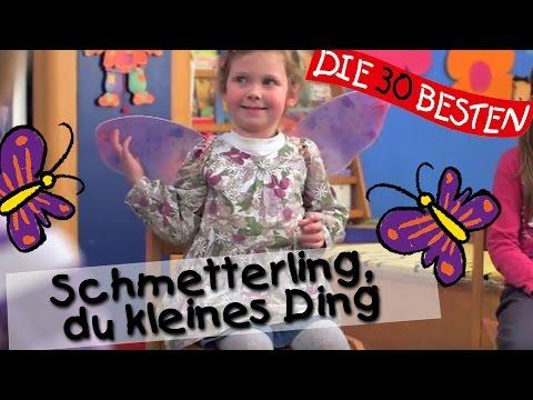 Schmetterling, du kleines Ding - Singen, Tanzen und Bewegen || Kinderlieder