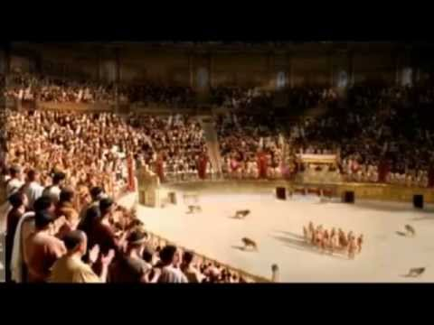 HISTORY VIDEO: arena games in ancient Rome - Gladiators, chariot races