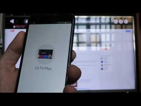 APP LG TV Plus Controle sua Smart TV LG com o celular