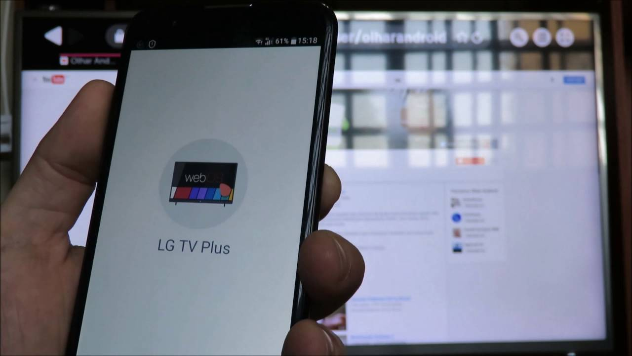 lg smart tv how to add apps