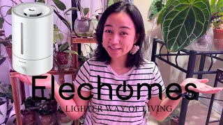 REVIEW   ELECHOMES 5L T๐p Fill US5001 Humidifier
