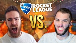 1v1 ROCKET LEAGUE WAGER!! w/ Woofless & Jon!!
