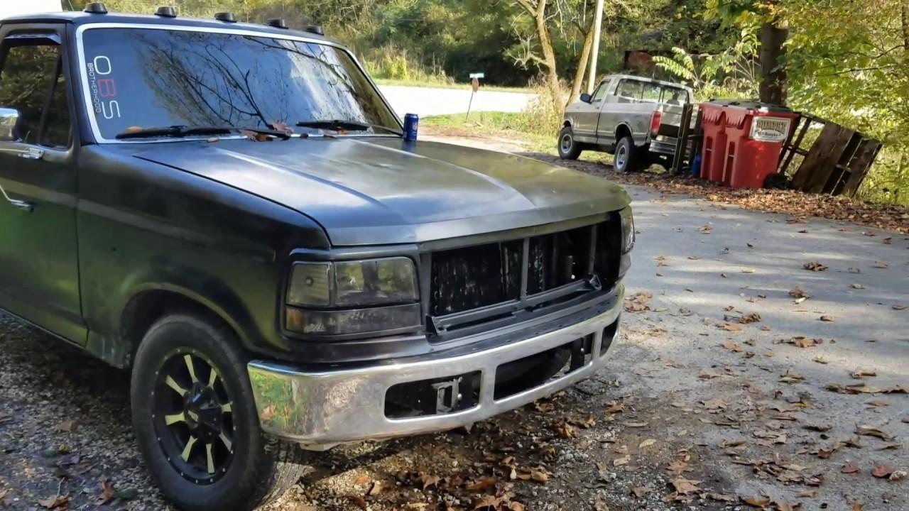 1996 ford f350 rear bumper
