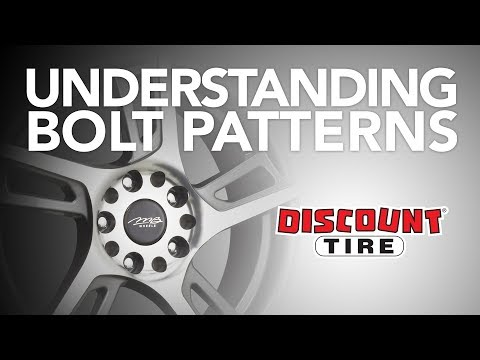 Understanding Wheel Bolt Patterns | Discount Tire