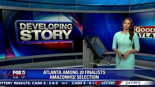 Atlanta makes Amazon top 20