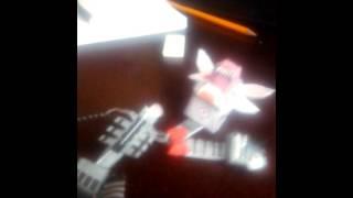 Papercraft fnaf:Mangle papercraft