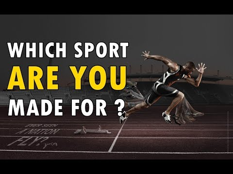 What Sport are you made for? Personality Test