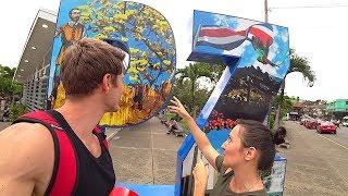 Очень интересное видео о Коста-Рике!
