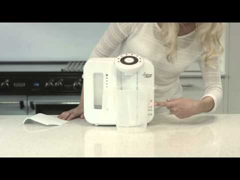 Tommee Tippee Perfect Prep Descaling Uk Youtube