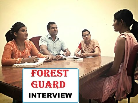 forest guard interview questions in hindi - Forest Guard interview