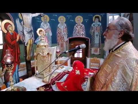Χωρίς πιστούς και σήμερα Κυριακή 24 Ιανουαρίου η Θεία Λειτουργία στον Ι.Ν Αγίου Θεολόγου στην Πόθια