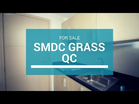 SMDC Grass Residences Condo In Quezon City For Sale ₱ 3,500,000