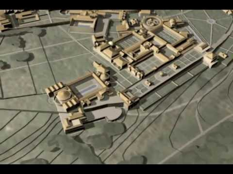 Hadrian's Villa Reconstruction