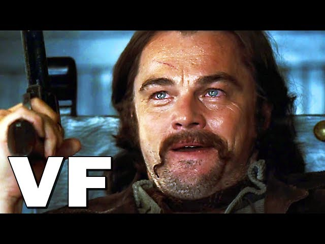 ONCE UPON A TIME IN HOLYWOOD Bande Annonce VF + VOST (Tarantino, 2019) Leonardo DiCaprio, Brad Pitt
