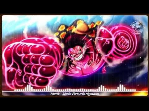 「EDM ZONE」 Numb - Linkin Park Luffy Gear 4 One Piece Wallpaper  🏆FC ONE PIECE🏆