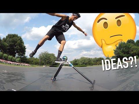 WORLD'S FIRST IDEAS!
