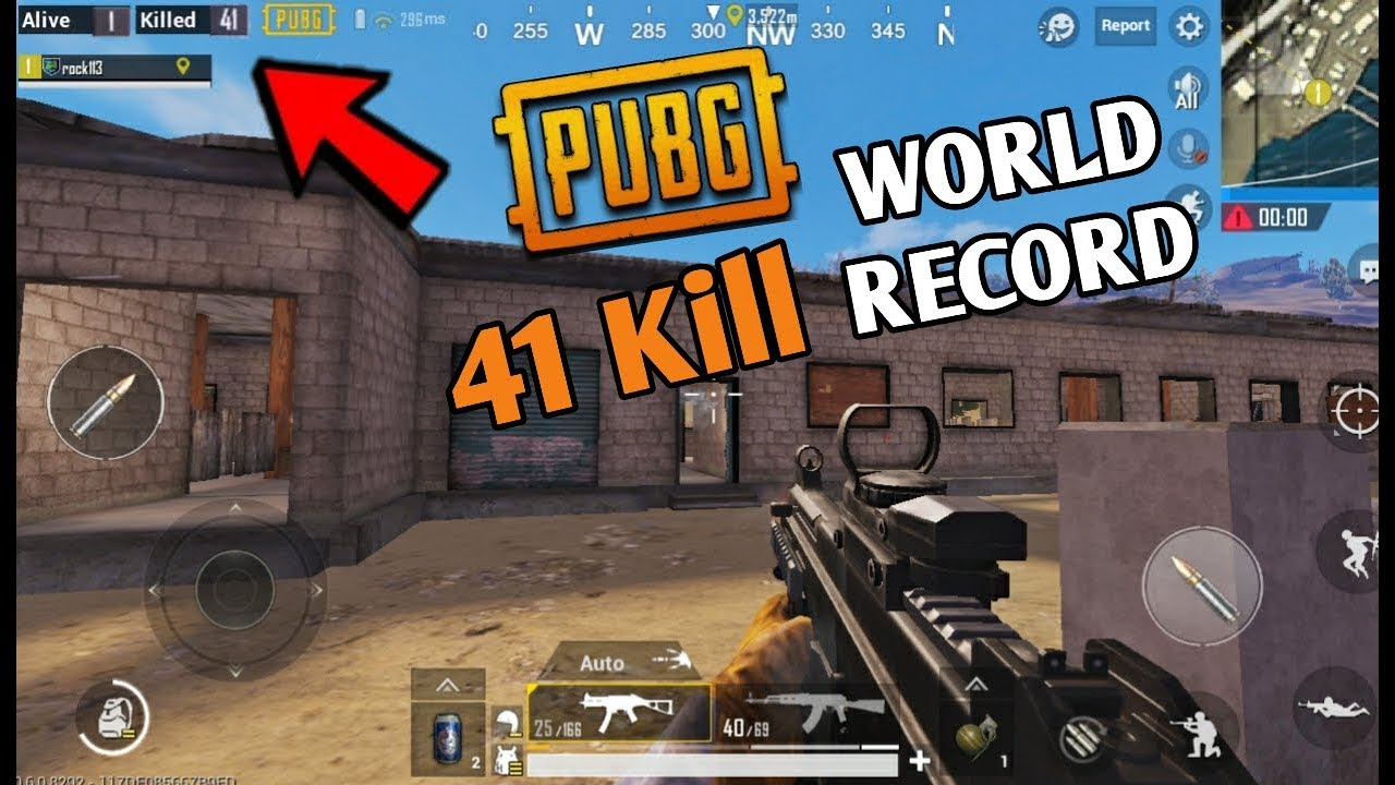41 Kills IN A SINGLE GAME | PUBG Mobile | World Best Player RRQ D2E New World Record | Full Gameplay