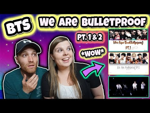 bts-(방탄소년단)--we-are-bulletproof-pt.-1-&-2-lyrics-and-2017-bts-memories-live-performance-reaction
