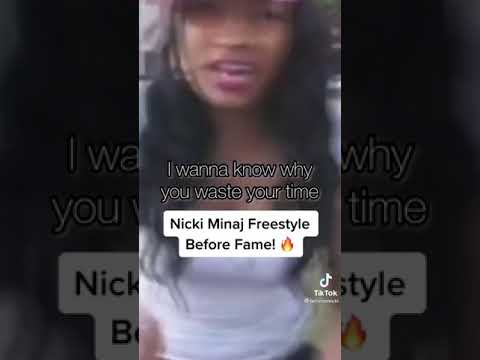Nicki Minaj Before Fame #shorts
