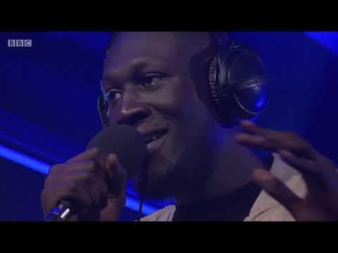 Live Lounge- Stormzy
