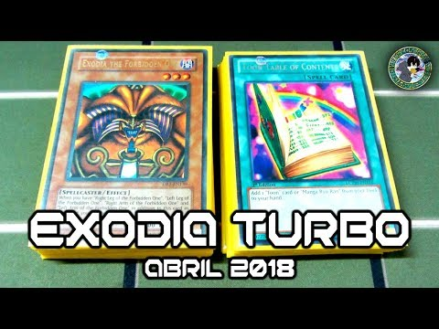 Exodia Turbo Abril 2018 (Deck Profile, Combos & Tips)