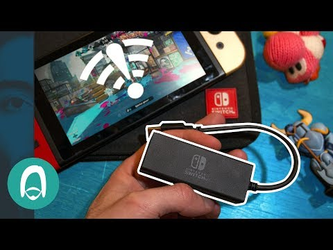 Don't buy a LAN Adapter for your Nintendo Switch