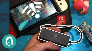 My Problem with the Nintendo Switch's LAN Adapter (Update in the Description)