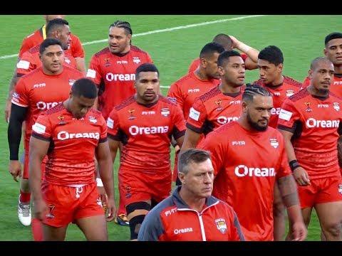 MATE MA'A TONGA V TOA SAMOA - Game Day - RLWC