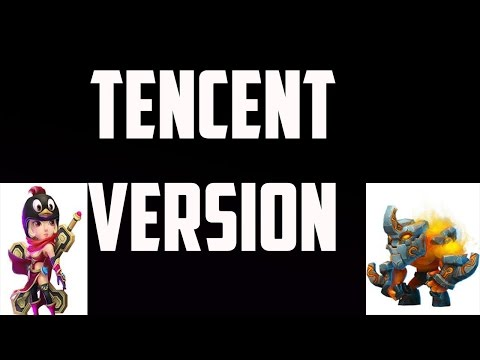 Castle Clash: Tencent Version!