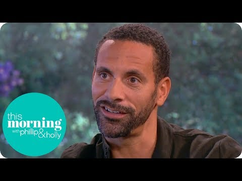 Rio Ferdinand: 'I'm Finally Happy Again' | This Morning