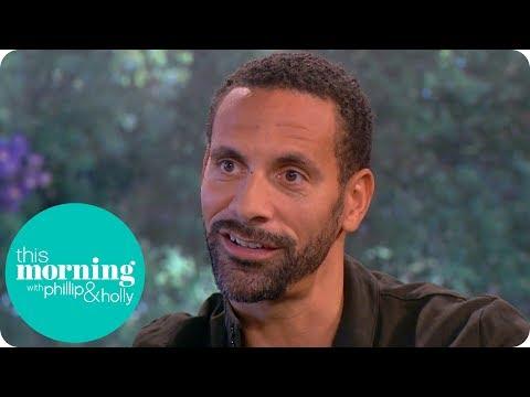 Rio Ferdinand: 'I'm Finally Happy Again'  This Morning