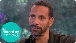 Rio Ferdinand: 'I'm Finally Happy Again' | This Morning