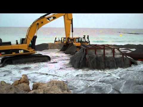 Deerfield Beach Florida Beach Reclamation