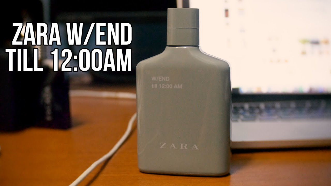 Zara Wend Till 1200am Review Minty Nautica Voyage Youtube